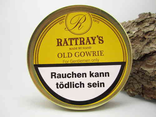 Rattray's Pfeifentabak Old Gowrie 50g