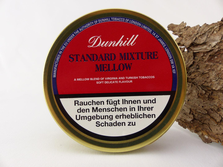 Dunhill Standard Mixture Medium 50g Pfeifen Shop Online Mild 20