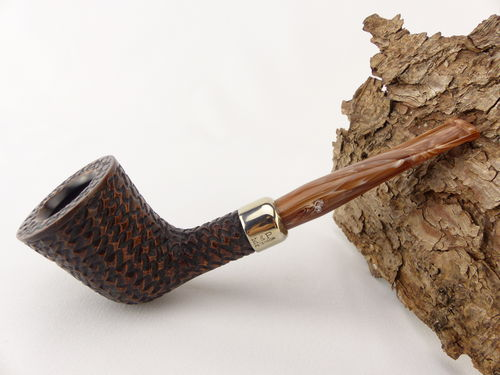 Peterson Pfeife Derry Rustic B47