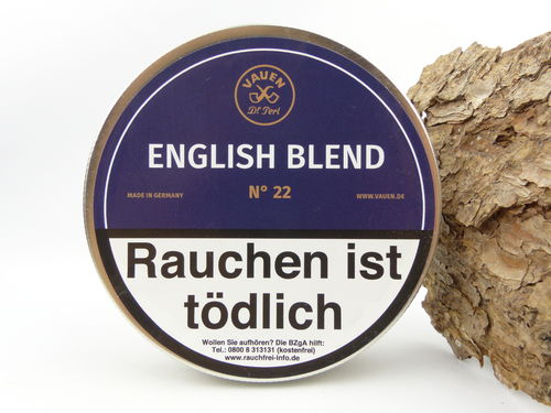 Vauen Pfeifentabak Nr. 22 English Blend 50g