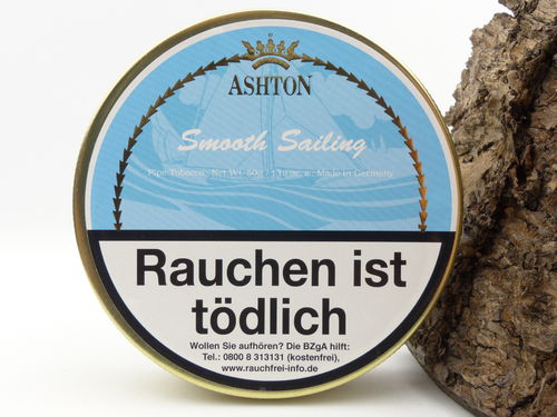 Ashton Smooth Sailing Pfeifentabak 50g