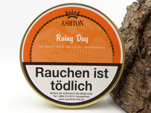 Ashton Rainy Day Pfeifentabak 50g