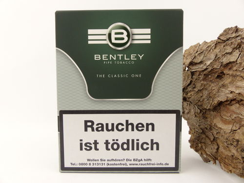 Bentley The Classic One Pfeifentabak 50g