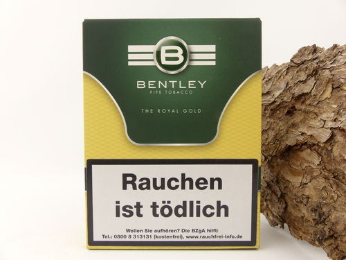 Bentley The Royal Gold Pfeifentabak 50g