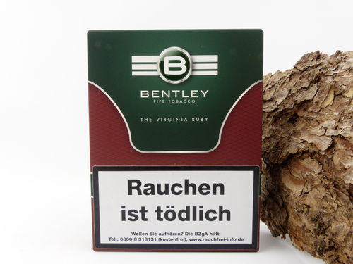 Bentley The Virginia Ruby Pfeifentabak 50g