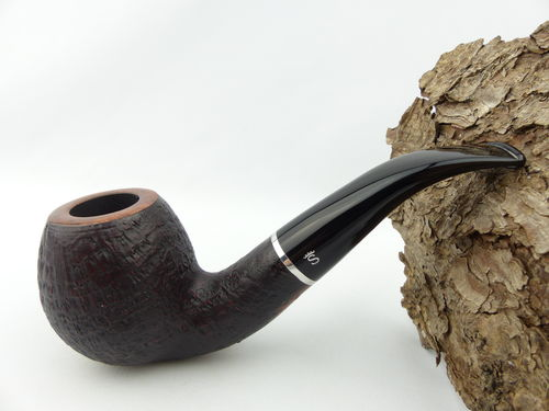 Stanwell Relief Pfeife sand 185