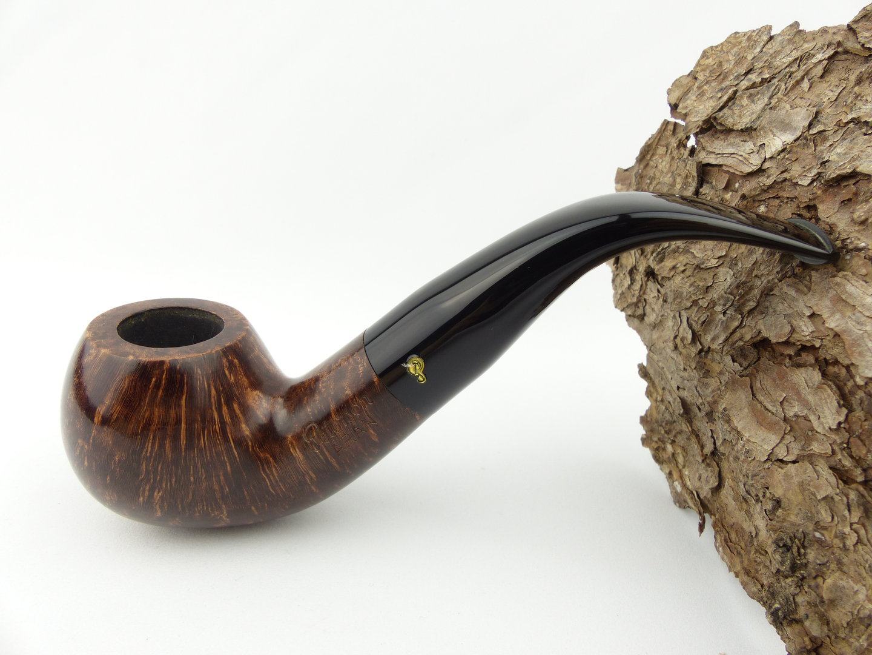 Peterson Aran 264 Riemenlos Rustikal Tabak Pfeife