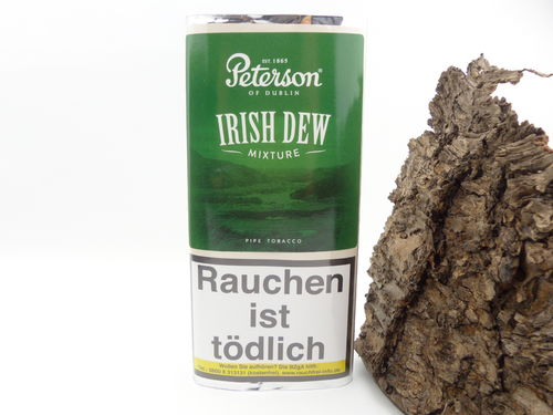 Peterson Pfeifentabak Irish Dew 40g