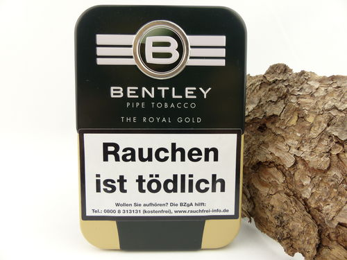 Bentley The Royal Gold Pfeifentabak 100g