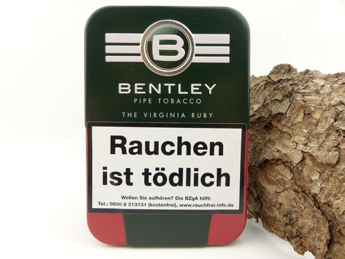 Bentley The Virginia Ruby Pfeifentabak 100g