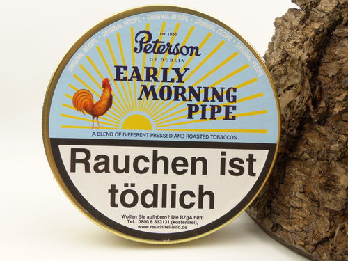 Peterson Early Morning Pipe 50g
