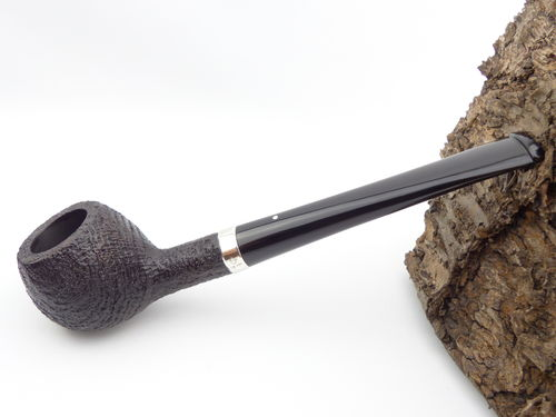 Dunhill Shell Briar 4107 silver