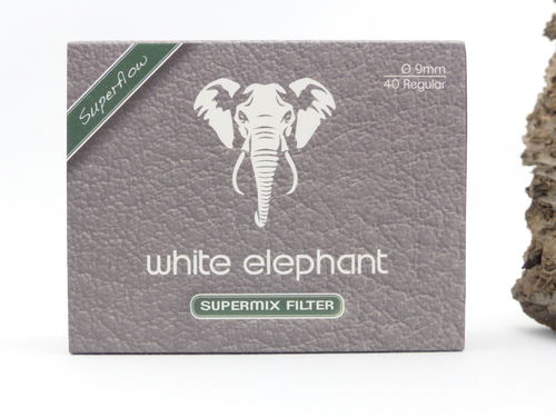 White Elephant Supermix Filter 9mm S 40 St