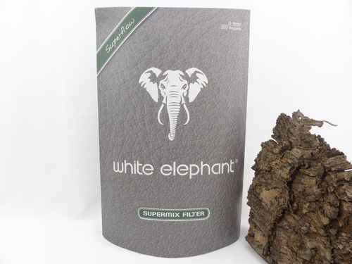 White Elephant Supermix Filter 9mm S 250 St