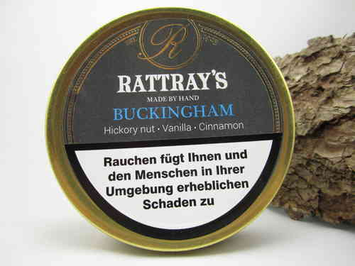 Rattray's Pfeifentabak Buckingham 50g