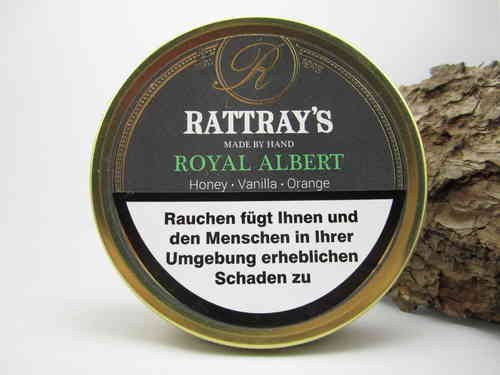 Rattray's Pfeifentabak Royal Albert 50g
