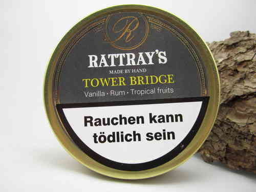 Rattray's Pfeifentabak Tower Bridge 50g