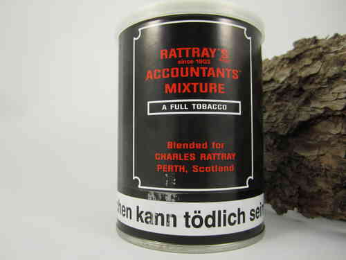 Rattray's Pfeifentabak Accountant's 100g