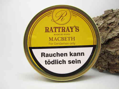Rattray's Pfeifentabak Macbeth 50g