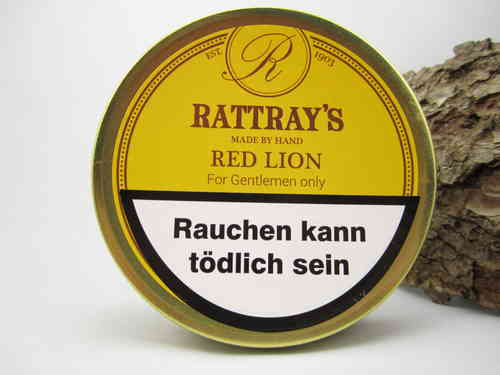 Rattray's Pfeifentabak Red Lion 50g