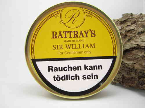 Rattray's Pfeifentabak Sir William 50g