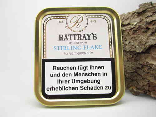 Rattray's Pfeifentabak Stirling Flake 50g