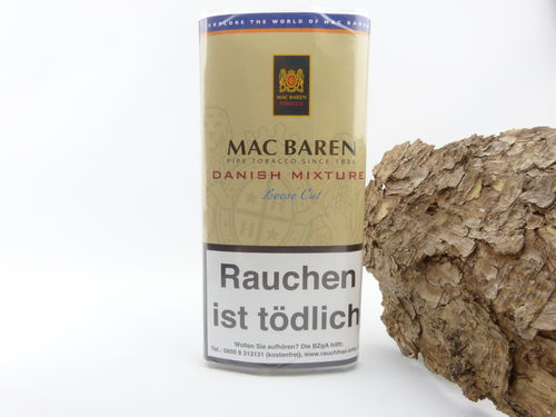 Mac Baren Pfeifentabak Mixture Danish 50g