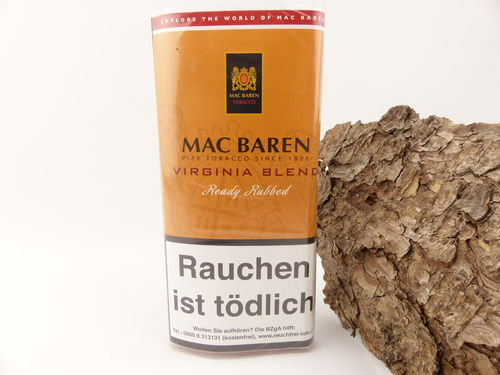 Mac Baren Pfeifentabak Virginia Blend 50g