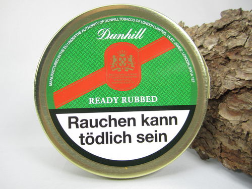 Dunhill Ready Rubbed Pfeifentabak 50g