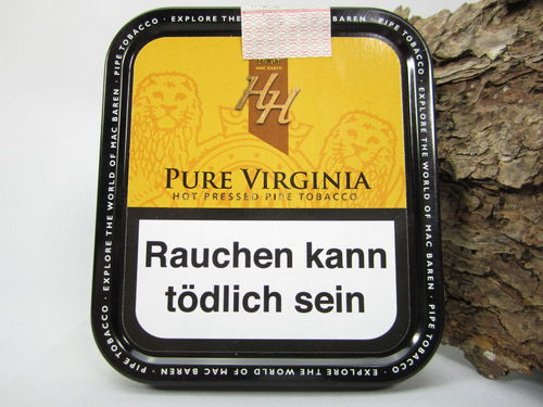 HH Pfeifentabak Pure Virginia Flake 50g