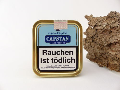 Capstan Blau Original Navy Cut Flake 50g