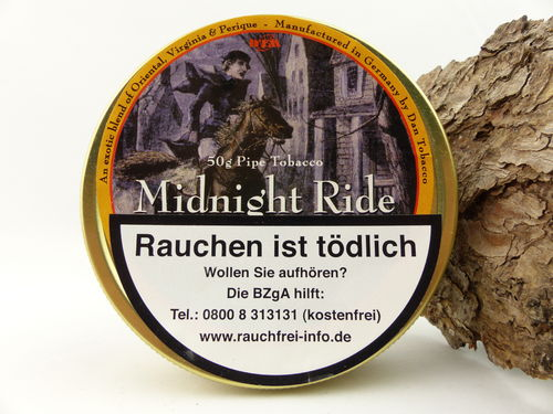 Dan Tobacco DTM Midnight Ride 50g