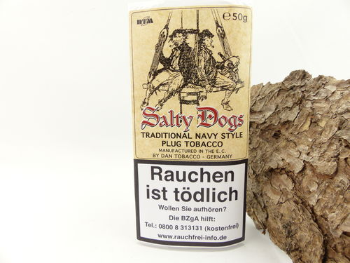 Dan Tobacco DTM Salty Dogs 50g