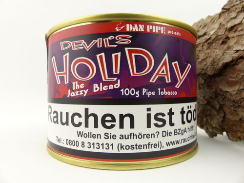 Dan Tobacco DTM Devil's Holiday 100g