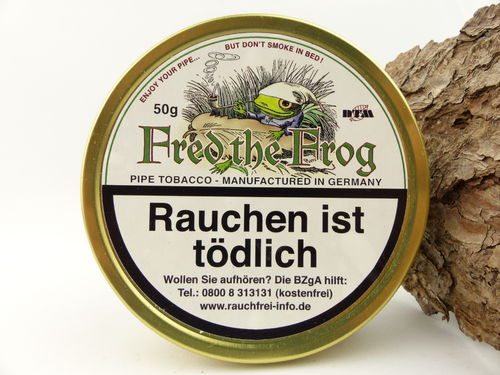 Dan Tobacco DTM Fred the Frog 50g