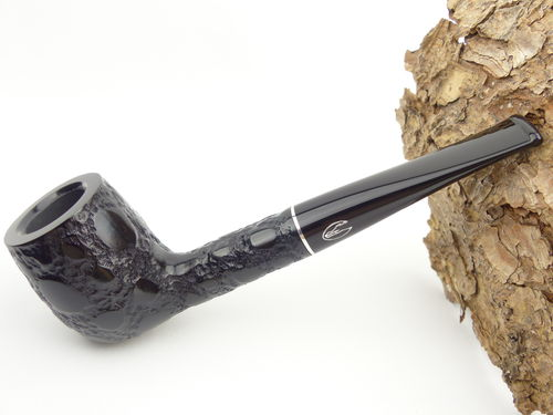Savinelli Alligator Pfeife 128 black