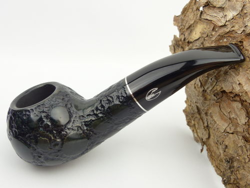 Savinelli Alligator Pfeife 320 black