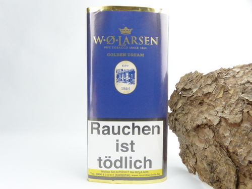 W.O. Larsen Pfeifentabak Golden Dream 50g