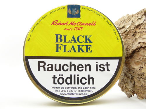 Robert McConnell Black Flake 50g