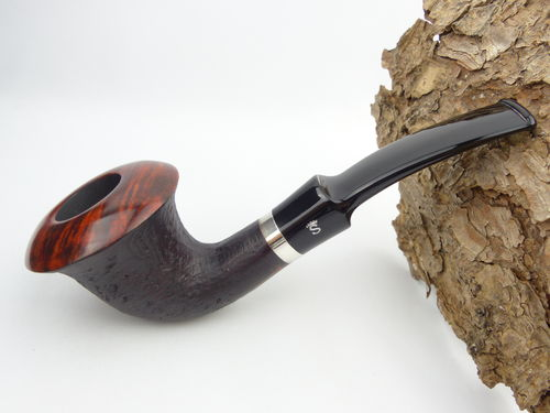 Stanwell Revival Calabash Pfeife 162 sand