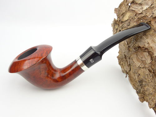 Stanwell Revival Calabash Pfeife 162 dunkel