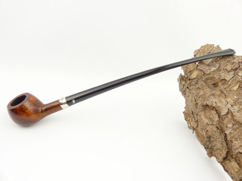 Peterson Pfeife Churchwarden Prince brown