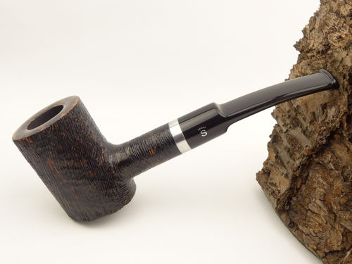 Stanwell Relief Pfeife brushed 207