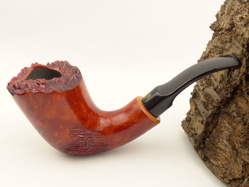 Poul Winslow Pfeife Crown Viking #130