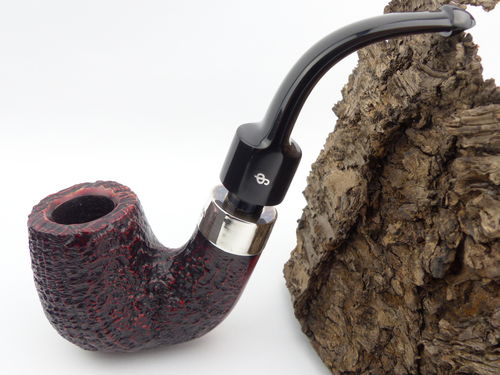 Peterson House Pipe Bent sand P-Lip